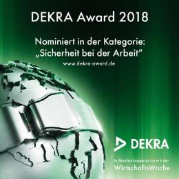 gewinner dekra award 2018 Siut